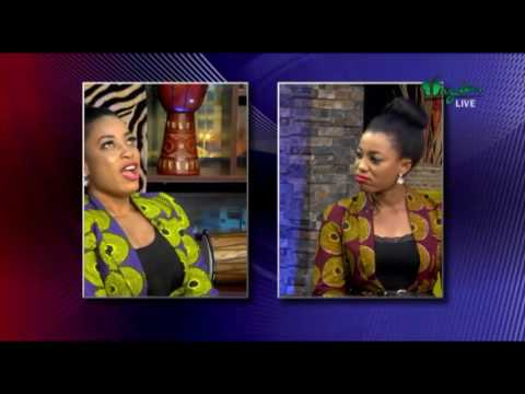 THE NIGHT SHOW - Interview with Tracy & Treasure Daniels (Film Makers) PT.1