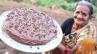 Most Amazing Chocolate Cake by My Grandmother || Myna Street Food