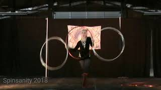 Grace Good at Spinsanity Flow Down 2019