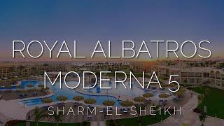 Краткий обзор отеля Royal Albatros Moderna 5 после карантина первый обзор из Украины