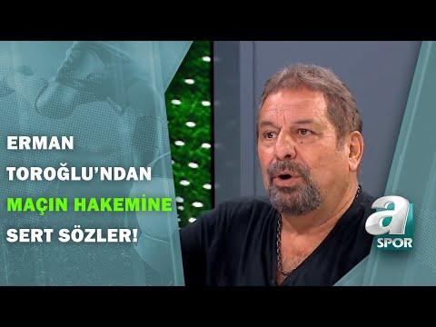 Ankaragücü 1 - 2 Başakşehir Erman Toroğlu Maç Sonu Yorumları / A Spor