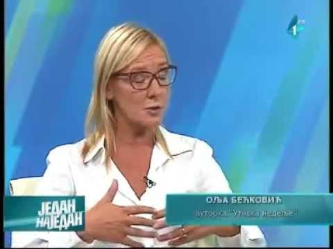 Jedan na jedan: Olja Bećković  |  29.09.2014.