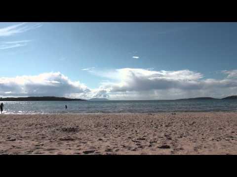 Loch Gairloch seen from Gairloch Beach - 25/08/11