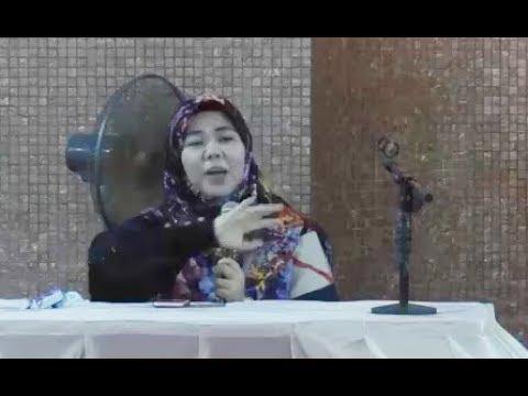 Ustazah Norhafizah Musa 2017 - Jangan Putus Asa Didik Anak Anak Ye
