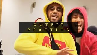 KRASS Mero amp; Eno FEATURE Preview  Outfit Reaction