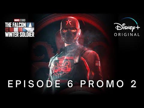 Marvel Studios' The Falcon And The Winter Soldier | Episode 6 Promo Trailer 2 | Disney+