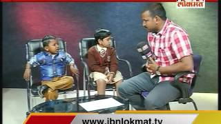 IBN Lokmat Special Show with Political Guru Ghanshyam Darode