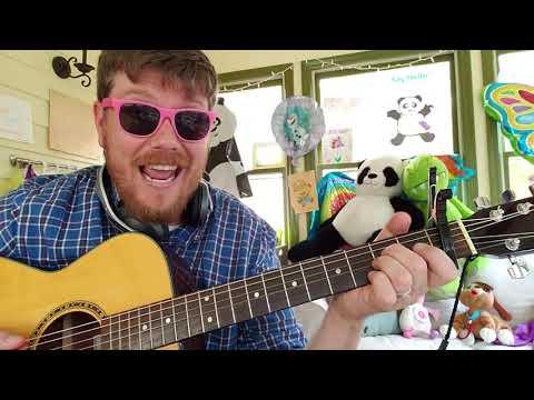 Martin Garrix, Pierce Fulton - Waiting For Tomorrow (feat. Mike Shinoda) // easy guitar tutorial Mp3