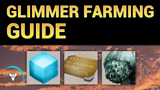 Planet Destiny: Easy Glimmer Farming Guide