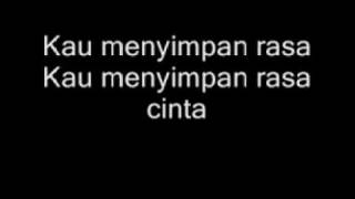 Vierra - Dengarkan Curhatku (with Lyrics)