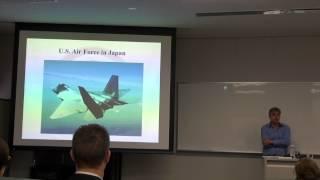 The US-Japan Alliance, Mr. David Schlaefer, US Embassy Tokyo