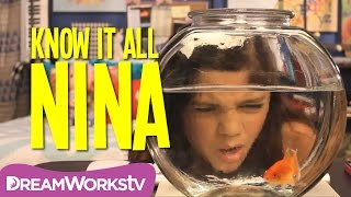 Do Fish Fart? | KNOW IT ALL NINA