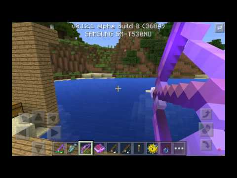 How to make a fire bow in minecraft xbox one