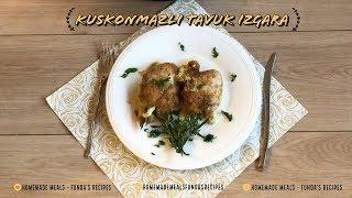 Kuşkonmazlı Tavuk Izgara | Homemade Meals