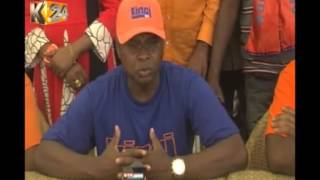 Joho's rally in Kwale disrupted by police