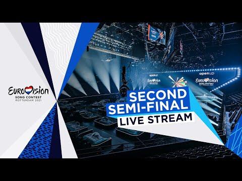 Eurovision Song Contest 2021 - Second Semi-Final - Live Stream