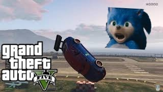 GTA 5 CAR FUNNY MOMENTS MONTAGE!!!!