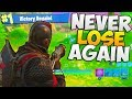How To NEVER DIE AGAIN AGAIN in Fortnite - Tips & Tricks [Fortnite: Battle Royale] Gameplay