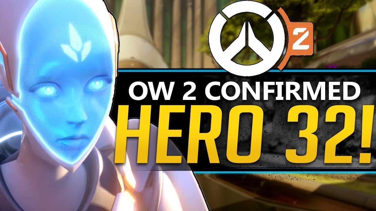 Download Overwatch 2 CONFIRMED! & Hero 32 Echo - New Maps, Hero Talents and More!