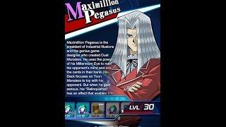 Yugioh Duel Links - The Power of Toon Monster : Yugi Muto Level 40