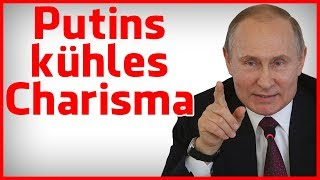 Wladimir Putin Rhetorik & Körpersprache - ORF Interview Analyse