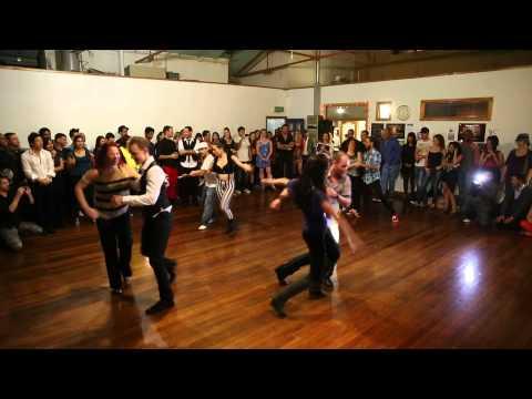 Melbourne Dance Hub, Salsational Jack & Jill, Semi Finals 1