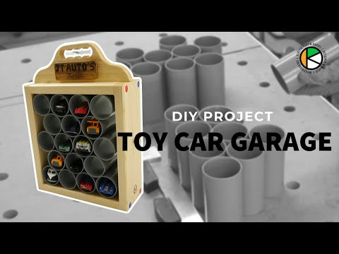 diy-car-garage---toy-car-storage-|-woodworking-project