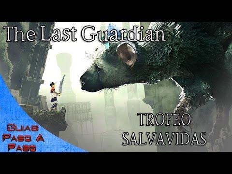 The Last Guardian | Trofeo: Salvavidas