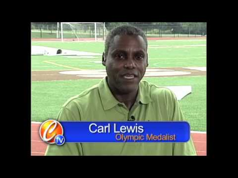Carl Lewis and Rafer Johnson Interview