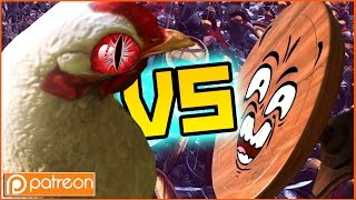 ULTIMATE EPIC BATTLE SIMULATOR - Patron Game of the Week! (FLICKENS VS TABLES)
