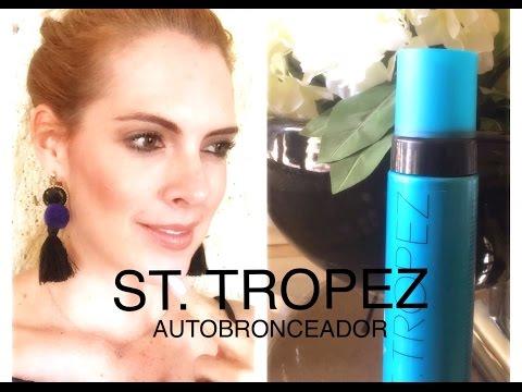 ST.TROPEZ: MOUSSE AUTOBRONCEADOR