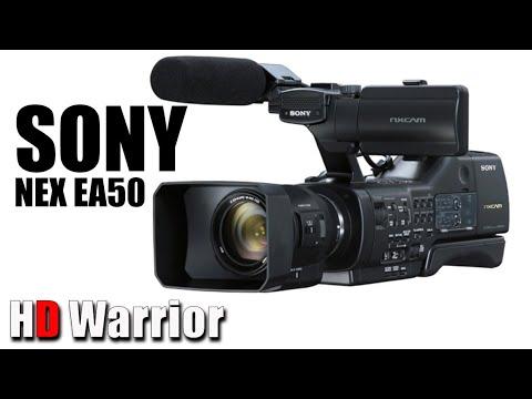 Sony NEX-EA50 Review