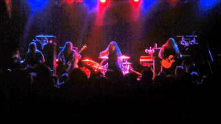 Skeletonwitch-Burned From Bone live 7/28/13