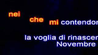 """Base Musicale """"Novembre"""" di G.Ferreri Qualità migliorata"""
