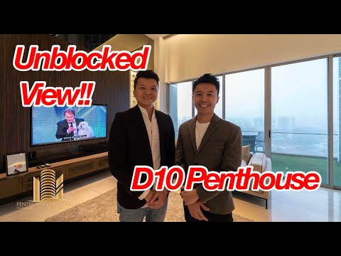 Penthouse Collections Singapore - Balmoral Hills - Freehold District 10