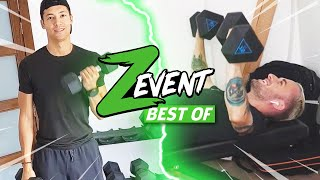 SQUEEZIE ET LOCKLEAR EN SUEUR !!! 🥵 I BEST OF ZEVENT 2020 LOCKLEAR