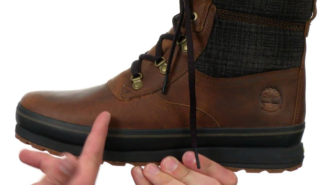 insulated & waterproof timberland boots