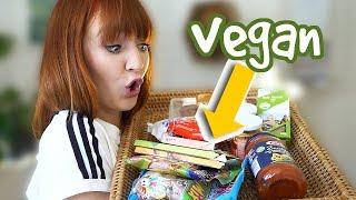 Vegane Snacks und Lebensmittel, die du UNBEDINGT probieren musst!