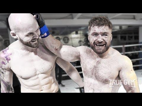 Бой 3 на 3!!! Самый безумный замес в ММА / TRUE GYM FIGHTS