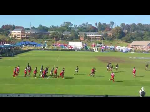 Graeme score vs Pretoria Tech