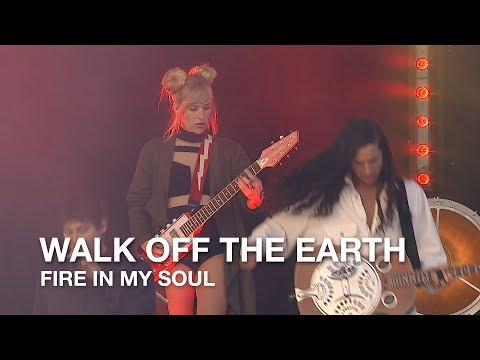 Walk Off The Earth | Fire In My Soul | CBC Music Festival