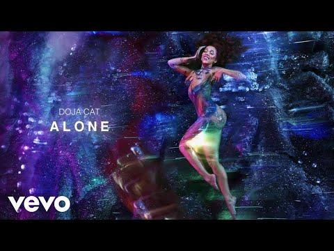 Doja Cat – Alone (Visualizer)
