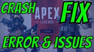 UPDATE HOW TO Fix APEX LEGENDS ERROR Blue Screen Crash In Game * Main Menu PS4 PSN EA Server PROBLEM