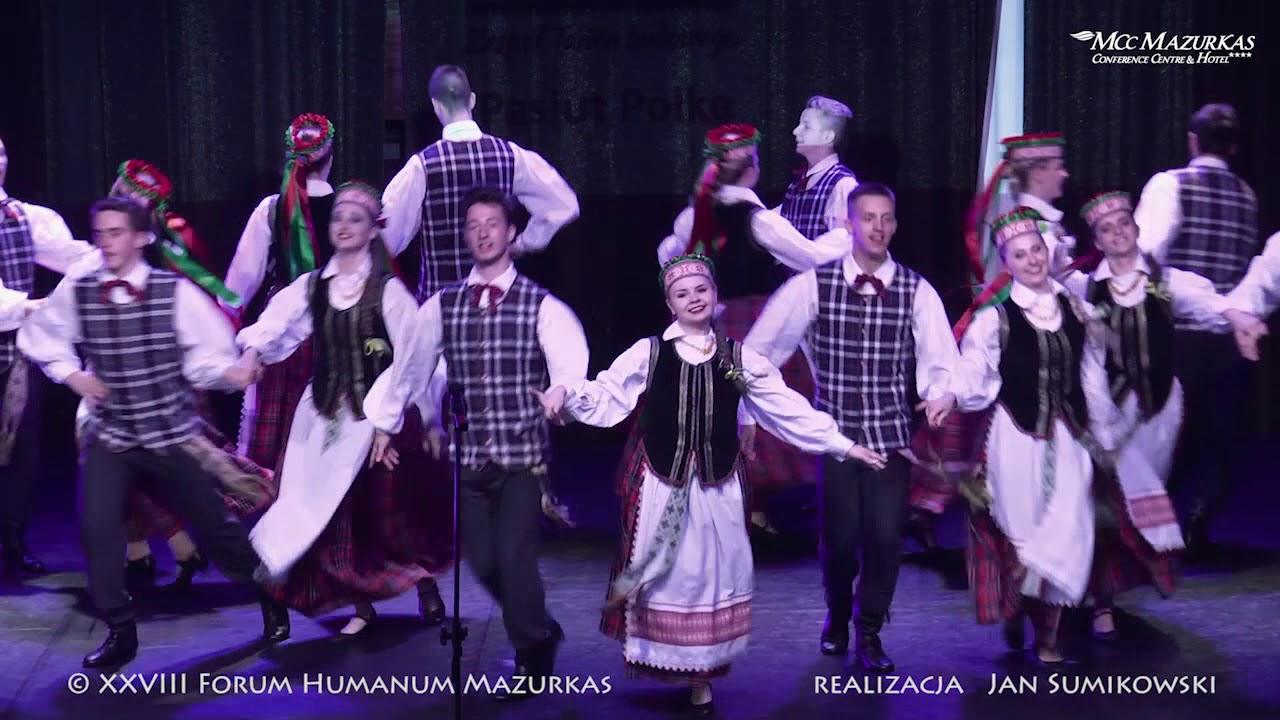 XXVIII FHMazurkas - rewelacyjny Zespół Tańca z Litwy -