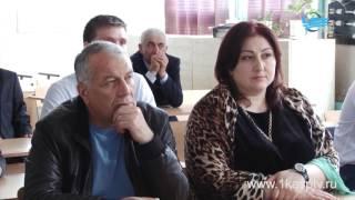 Республиканская научно-практическая  конференция состоялась в колледже машиностроения г. Каспийск