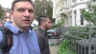Akif Pirinçci im Interview mit Tilman Knechtel (Teaser)