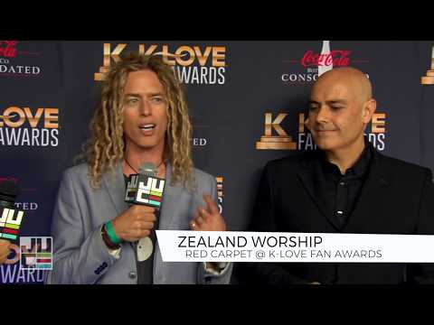 Phil Joel & Peter Furler | Red Carpet | K-LOVE Fan Awards 2017