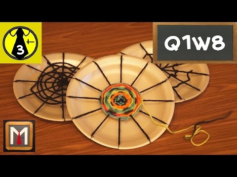 How to Make a Circle Weaving - part 1