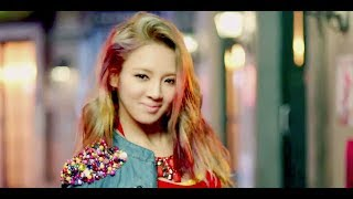 All SNSD Korean MVs but only when Hyoyeon is singing