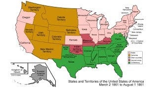 America's Territorial Expansion Mapped (1789-2014)